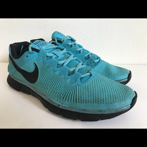 Nike Other - Rare🔥 Nike Free trainer 3.0 gamma blue sneakers